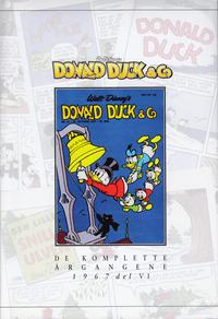 Cover Thumbnail for Donald Duck & Co De komplette årgangene (Hjemmet / Egmont, 1998 series) #[90] - 1967 del 6
