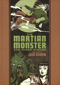 Cover Thumbnail for The Fantagraphics EC Artists' Library (Fantagraphics, 2012 series) #24 - The Martian Monster and Other Stories