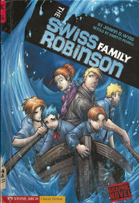 Cover Thumbnail for The Swiss Family Robinson (Capstone Publishers, 2009 series)