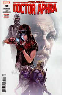 Cover Thumbnail for Doctor Aphra (Marvel, 2017 series) #28 [Ashley Witter]