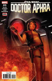 Cover Thumbnail for Doctor Aphra (Marvel, 2017 series) #19 [Ashley Witter]