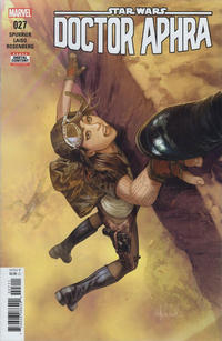 Cover Thumbnail for Doctor Aphra (Marvel, 2017 series) #27 [Ashley Witter]