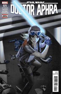 Cover Thumbnail for Doctor Aphra (Marvel, 2017 series) #25 [Ashley Witter]