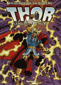 Cover Thumbnail for Thor: La Maldición de Hela (Planeta DeAgostini, 2000 series) #2