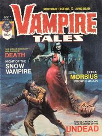 Cover Thumbnail for Vampire Tales (Yaffa / Page, 1977 series) #4