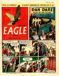 Cover Thumbnail for Eagle Magazine (Advertiser Newspapers, 1953 series) #v2#1