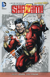 Cover Thumbnail for Shazam! (DC, 2014 series) #1