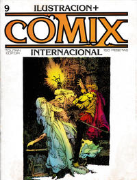 Cover Thumbnail for Ilustración + Comix Internacional (Toutain Editor, 1980 series) #9