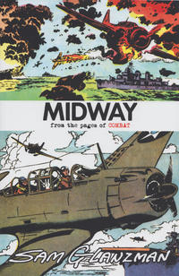 Cover Thumbnail for Midway: From the Pages of Combat (It's Alive Press, 2019 series)  [Cover A - Sam Glanzman]
