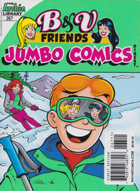 Cover Thumbnail for B&V Friends Double Digest Magazine (Archie, 2011 series) #267