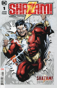 Cover Thumbnail for Shazam! (Special Edition) (DC, 2018 series) #1
