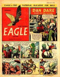 Cover Thumbnail for Eagle Magazine (Advertiser Newspapers, 1953 series) #v2#4