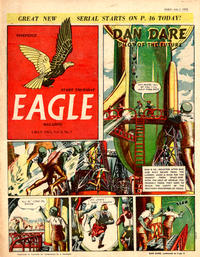 Cover Thumbnail for Eagle Magazine (Advertiser Newspapers, 1953 series) #v2#7