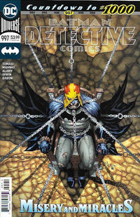 Cover Thumbnail for Detective Comics (DC, 2011 series) #997
