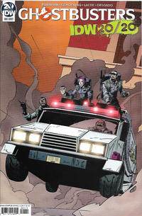 Cover Thumbnail for Ghostbusters 20/20 (IDW, 2019 series)  [Cover A - Dan Schoening]