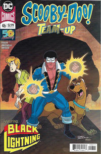 Cover Thumbnail for Scooby-Doo Team-Up (DC, 2014 series) #46