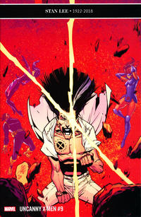 Cover Thumbnail for Uncanny X-Men (Marvel, 2019 series) #9