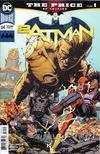 Cover for Batman (DC, 2016 series) #64