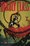 Cover for Deadly Class (Image, 2014 series) #28 [Cover C Spawn Variant]