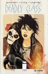 Cover for Deadly Class (Image, 2014 series) #1 [Forbidden Planet Exclusive - Phil Noto]