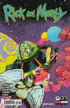 Cover for Rick and Morty (Oni Press, 2015 series) #46 [Cover B]