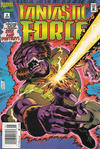 Cover for Fantastic Force (Marvel, 1994 series) #3 [Newsstand]