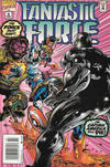 Cover for Fantastic Force (Marvel, 1994 series) #4 [Newsstand]