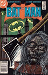 Cover for Batman (DC, 1940 series) #399 [Canadian]