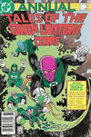 Cover Thumbnail for The Green Lantern Corps Annual (1986 series) #2 [Canadian]