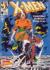Cover for X-Men (Editora Abril, 1988 series) #9