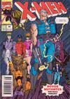 Cover for X-Men (Editora Abril, 1988 series) #66
