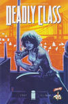 Cover for Deadly Class (Image, 2014 series) #1 [CBLDF Variant Cover]