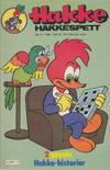 Cover for Hakke Hakkespett (Semic, 1977 series) #11/1980