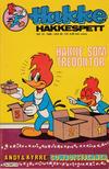 Cover for Hakke Hakkespett (Semic, 1977 series) #12/1980