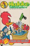 Cover for Hakke Hakkespett (Semic, 1977 series) #5/1981