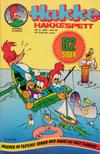 Cover for Hakke Hakkespett (Semic, 1977 series) #8/1981