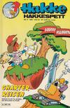 Cover for Hakke Hakkespett (Semic, 1977 series) #6/1982