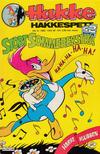 Cover for Hakke Hakkespett (Semic, 1977 series) #8/1982