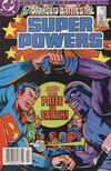 Cover for Super Powers (DC, 1985 series) #6 [Canadian]