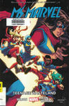 Cover for Ms. Marvel (Marvel, 2014 series) #9 - Teenage Wasteland