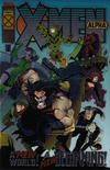 Cover Thumbnail for X-Men: Alpha (1995 series) #1 [Newsstand]
