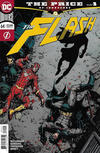 Cover for The Flash (DC, 2016 series) #64 [Chris Burnham Cover]