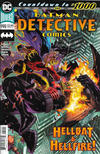 Cover for Detective Comics (DC, 2011 series) #998
