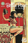 Cover Thumbnail for Bettie Page (2018 series) #2 [Cover B Scott Chantler]