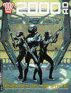 Cover for 2000 AD (Rebellion, 2001 series) #2118