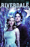 Cover for Riverdale (Archie, 2017 series) #12 [Cover B CW Photo Betty Cooper & Jughead Jones (Lili Reinhart & Cole Sprouse)]