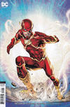 Cover Thumbnail for The Flash (2016 series) #64 [Tom Raney Variant Cover]