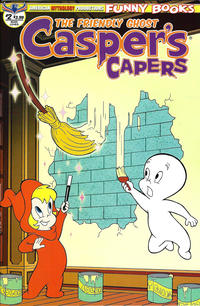Cover Thumbnail for Casper's Capers (American Mythology Productions, 2018 series) #2 [Main Cover]