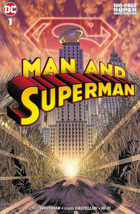 Cover Thumbnail for Man and Superman 100-Page Super Spectacular (DC, 2019 series) #1