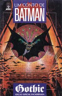 Cover Thumbnail for Um Conto de Batman: Gothic (Editora Abril, 1991 series)